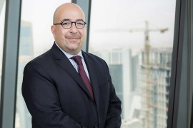 Executive Portrait for Doha Legal Company
