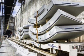 MSD Rolling Stock on Construction of Doha Metro